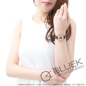 ティファニー カクテル ダイヤ RG金無垢 サテンレザー 腕時計 レディース TIFFANY Z1950.10.30E10A40E