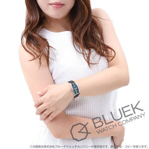 ティファニー ジェメア サテンレザー 腕時計 レディース TIFFANY Z6401.10.10G19A40G
