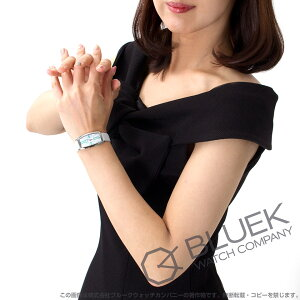 ティファニー ジェメア サテンレザー 腕時計 レディース TIFFANY Z6401.10.10G29A48G