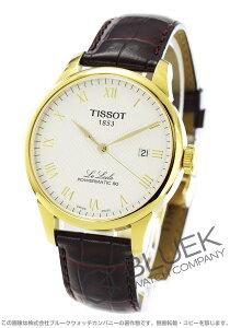 ティソ TISSOT 腕時計 T-クラシック ル・ロックル パワーマティック80 メンズ T006.407.36.263.00