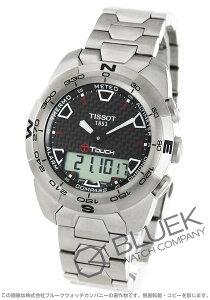 ティソ TISSOT 腕時計 T-タッチ エキスパート チタニウム メンズ T013.420.44.201.00