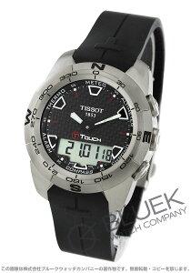 ティソ TISSOT 腕時計 T-タッチ エキスパート チタニウム メンズ T013.420.47.201.00