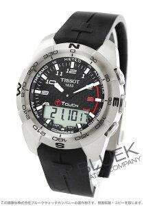 ティソ TISSOT 腕時計 T-タッチ エキスパート チタニウム メンズ T013.420.47.202.00