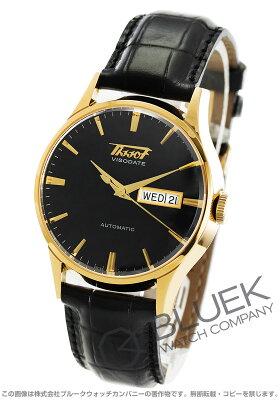 ティソ TISSOT 腕時計 ヘリテージ ヴィソデイト メンズ T019.430.36.051.01