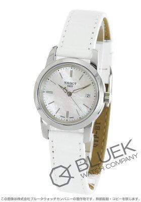 ティソ TISSOT 腕時計 T-クラシック クラシック ドリーム レディース T033.210.16.111.00