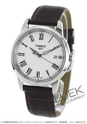 ティソ TISSOT 腕時計 T-クラシック クラシック ドリーム メンズ T033.410.16.013.01