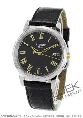 ティソ T-クラシック クラシック ドリーム 腕時計 メンズ TISSOT T033.410.26.053.01