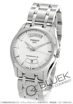 ティソ TISSOT 腕時計 T-クラシック クチュリエ パワーマティック80 メンズ T035.407.11.031.01