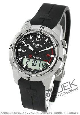 ティソ TISSOT 腕時計 T-タッチ II チタニウム メンズ T047.420.47.207.00