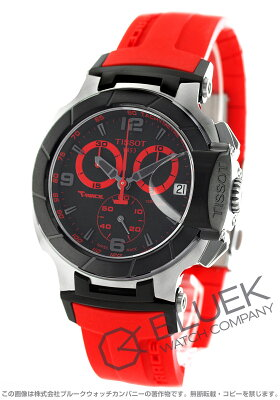 ティソ T-スポーツ T-レース クロノグラフ 腕時計 メンズ TISSOT T048.417.27.057.02