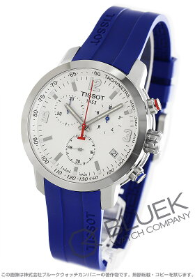 ティソ T-スポーツ PRC200 クロノグラフ 腕時計 メンズ TISSOT T055.417.17.017.03
