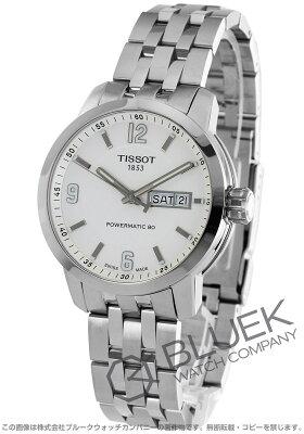 ティソ TISSOT 腕時計 T-スポーツ PRC200 メンズ T055.430.11.017.00