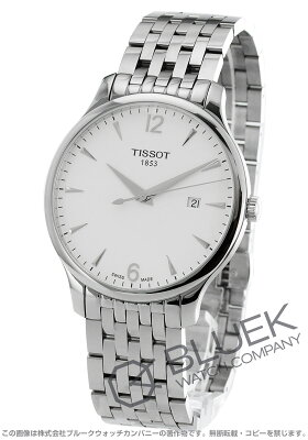 ティソ TISSOT 腕時計 T-クラシック トラディション メンズ T063.610.11.037.00