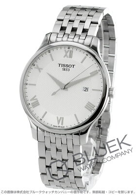 ティソ TISSOT 腕時計 T-クラシック トラディション メンズ T063.610.11.038.00