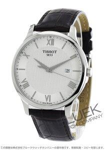 ティソ TISSOT 腕時計 T-クラシック トラディション メンズ T063.610.16.038.00