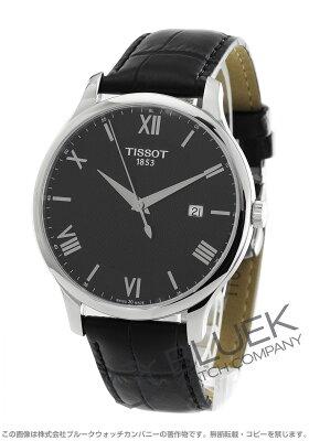 ティソ TISSOT 腕時計 T-クラシック トラディション メンズ T063.610.16.058.00
