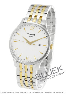 ティソ TISSOT 腕時計 T-クラシック トラディション メンズ T063.610.22.037.00
