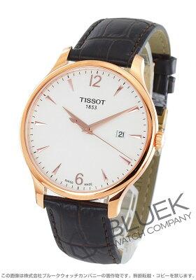 ティソ TISSOT 腕時計 T-クラシック トラディション メンズ T063.610.36.037.00