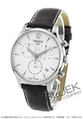 ティソ TISSOT 腕時計 T-クラシック トラディション メンズ T063.617.16.037.00