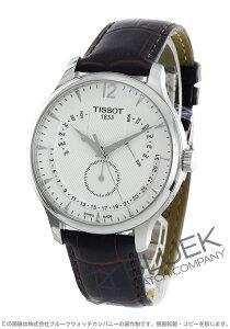 ティソ TISSOT 腕時計 T-クラシック トラディション パーペチュアルカレンダー メンズ T063.637.16.037.00