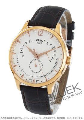 ティソ TISSOT 腕時計 T-クラシック トラディション メンズ T063.637.36.037.00