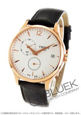 ティソ T-クラシック トラディション GMT 腕時計 メンズ TISSOT T063.639.36.037.00