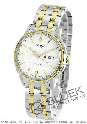 ティソ TISSOT 腕時計 T-クラシック オートマチックIII メンズ T065.430.22.031.00