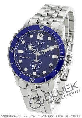 ティソ TISSOT 腕時計 T-スポーツ シースター1000 300m防水 メンズ T066.417.11.047.00