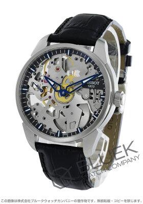 ティソ TISSOT 腕時計 T-クラシック T-コンプリケーション スケレット メンズ T070.405.16.411.00