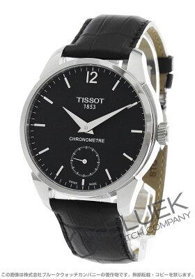 ティソ TISSOT 腕時計 T-クラシック T-コンプリケーション クロノメーター メンズ T070.406.16.057.00