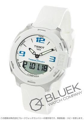ティソ TISSOT 腕時計 T-スポーツ T-レース タッチ メンズ T081.420.17.017.01