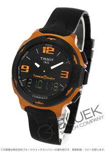 ティソ TISSOT 腕時計 T-スポーツ T-レース タッチ アルミニウム メンズ T081.420.97.057.03