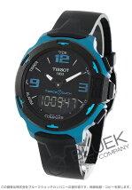 ティソ Tissot T-スポーツ T-レース アルミニウム メンズ T081.420.97.057.04