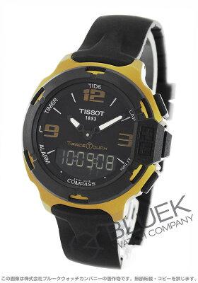 ティソ T-スポーツ T-レース クロノグラフ 腕時計 メンズ TISSOT T081.420.97.057.06