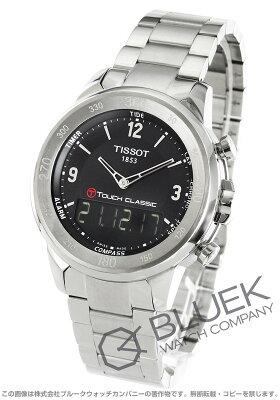 ティソ TISSOT 腕時計 T-タッチ クラシック メンズ T083.420.11.057.00