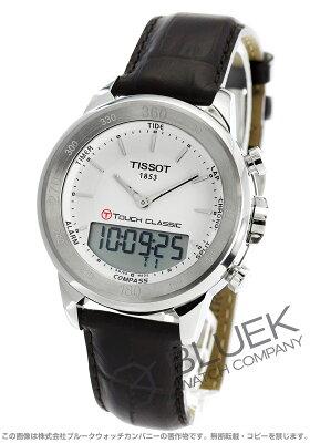 ティソ TISSOT 腕時計 T-タッチ クラシック メンズ T083.420.16.011.00