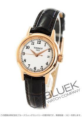 ティソ T-クラシック カルソン 腕時計 レディース TISSOT T085.210.36.012.00