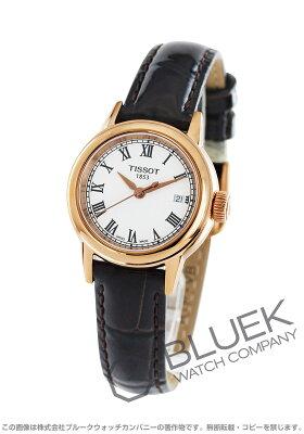 ティソ T-クラシック カルソン 腕時計 レディース TISSOT T085.210.36.013.00