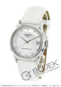 ティソ TISSOT 腕時計 T-クラシック ラグジュアリー ダイヤ レディース T086.207.16.116.00