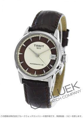 ティソ TISSOT 腕時計 T-クラシック ラグジュアリー レディース T086.207.16.261.00