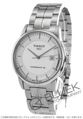 ティソ TISSOT 腕時計 T-クラシック ラグジュアリー メンズ T086.407.11.031.00