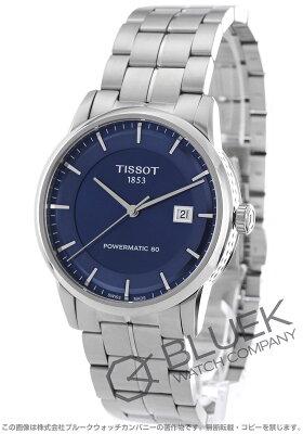 ティソ T-クラシック ラグジュアリー 腕時計 メンズ TISSOT T086.407.11.041.00