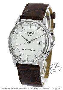 ティソ TISSOT 腕時計 T-クラシック ラグジュアリー メンズ T086.407.16.031.00