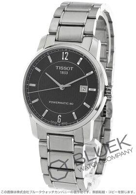 ティソ TISSOT 腕時計 T-クラシック チタニウム メンズ T087.407.44.057.00