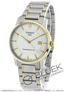 ティソ TISSOT 腕時計 T-クラシック チタニウム メンズ T087.407.55.037.00