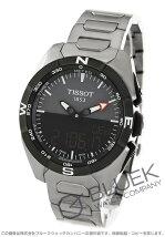 ティソ Tissot T-タッチ エキスパート ソーラー メンズ T091.420.44.081.00