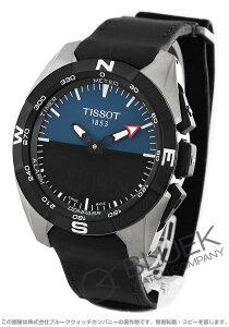 ティソ TISSOT 腕時計 T-タッチ エキスパート ソーラー メンズ T091.420.46.041.00