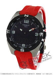 ティソ TISSOT 腕時計 T-タッチ エキスパート ソーラー メンズ T091.420.47.057.00