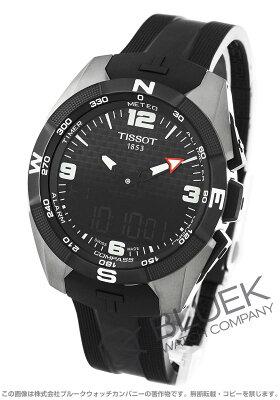 ティソ TISSOT 腕時計 T-タッチ エキスパート ソーラー NBAスペシャルエディション メンズ T091.420.47.207.01