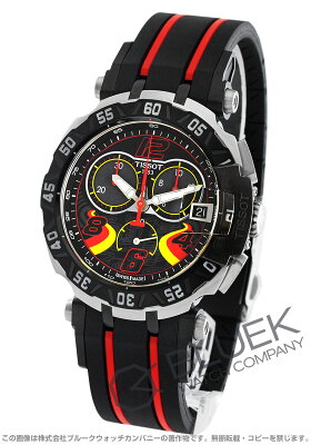 ティソ TISSOT 腕時計 T-スポーツ T-レース ステファン・ブラドル2016 世界限定2016本 メンズ T092.417.27.057.02